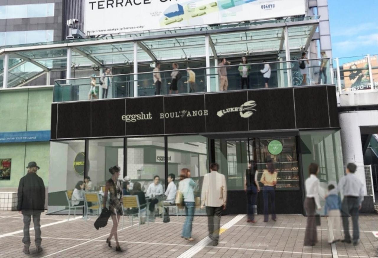 東京都渋谷区代々木の新宿サザンテラス内に「オールデイフードホール」オープン!