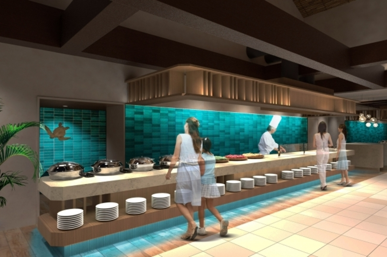 沖縄県宮古島市の宮古島東急ホテル&リゾーツ1Fにレストラン「ニライカナイ」本日オープン!