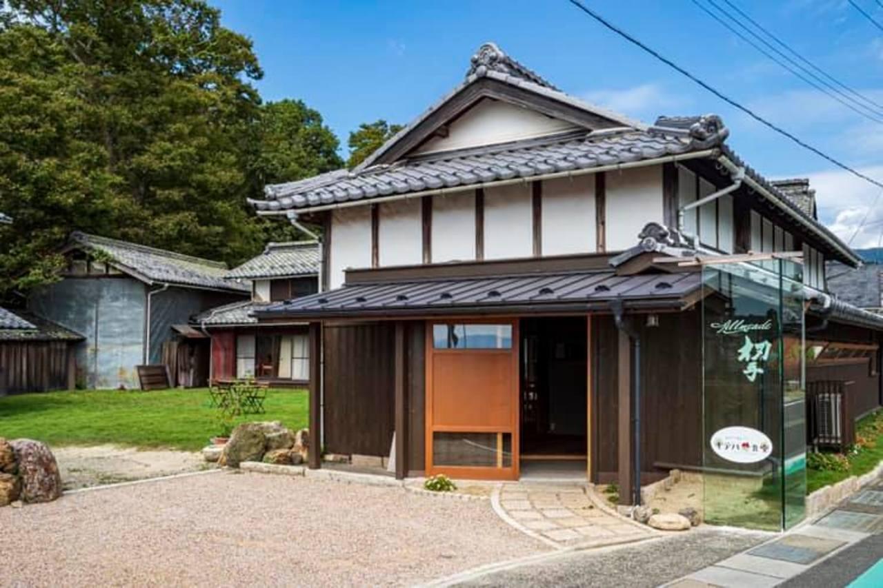古民家をリノベート。。滋賀県長浜市高畑町の『キテハ食堂』