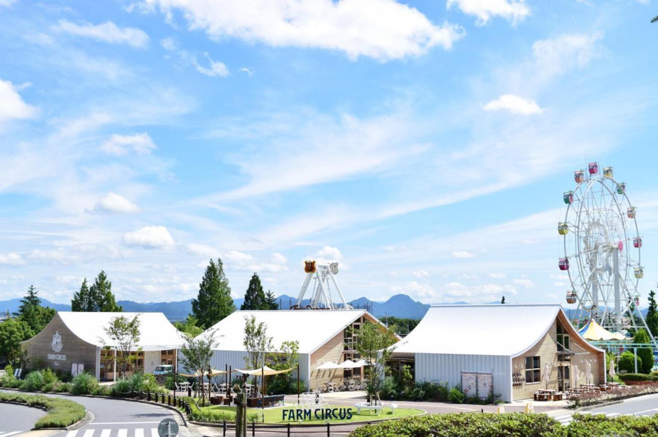 花と果実のテーマパーク...兵庫県神戸市北区大沢町の道の駅「神戸フルーツ・フラワーパーク大沢」