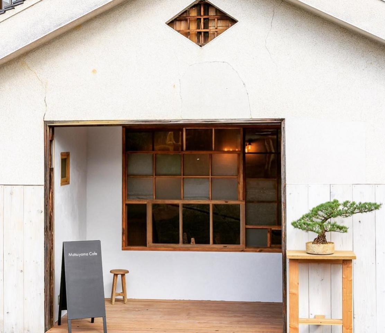 元JAの倉庫をセルフリノベーション...奈良県明日香村の飛鳥駅近くに『マツヤマカフェ』オープン
