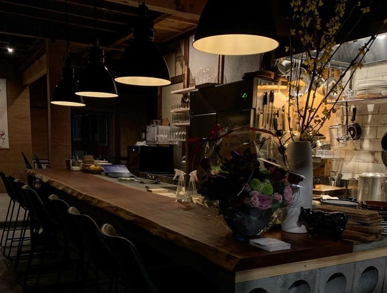祝!3/20open『ジブンチ』イタリア料理店(石川県金沢市)