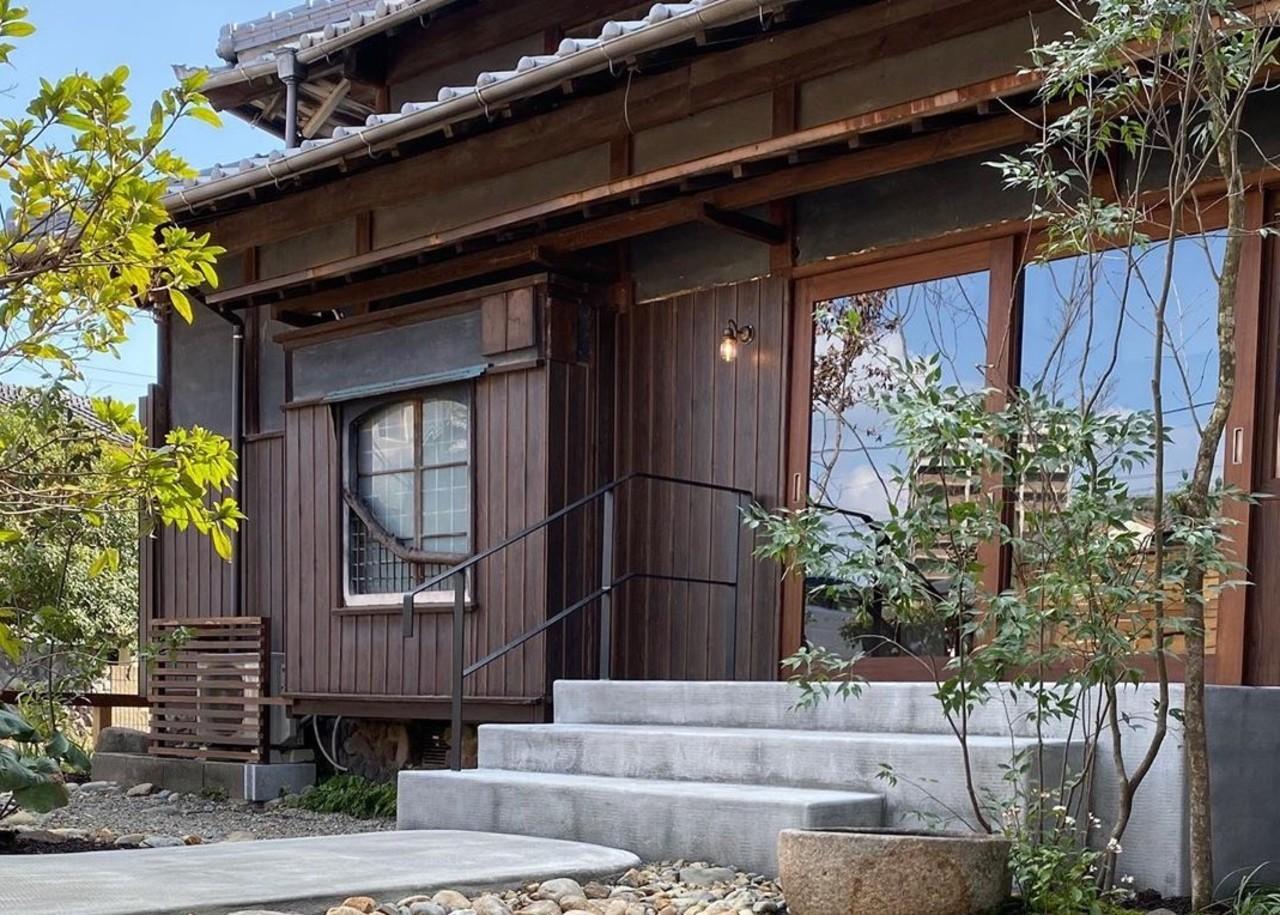 築70年超の古民家を改修...大分県別府市中島町にカフェレストラン「ムーラン」3/3オープン