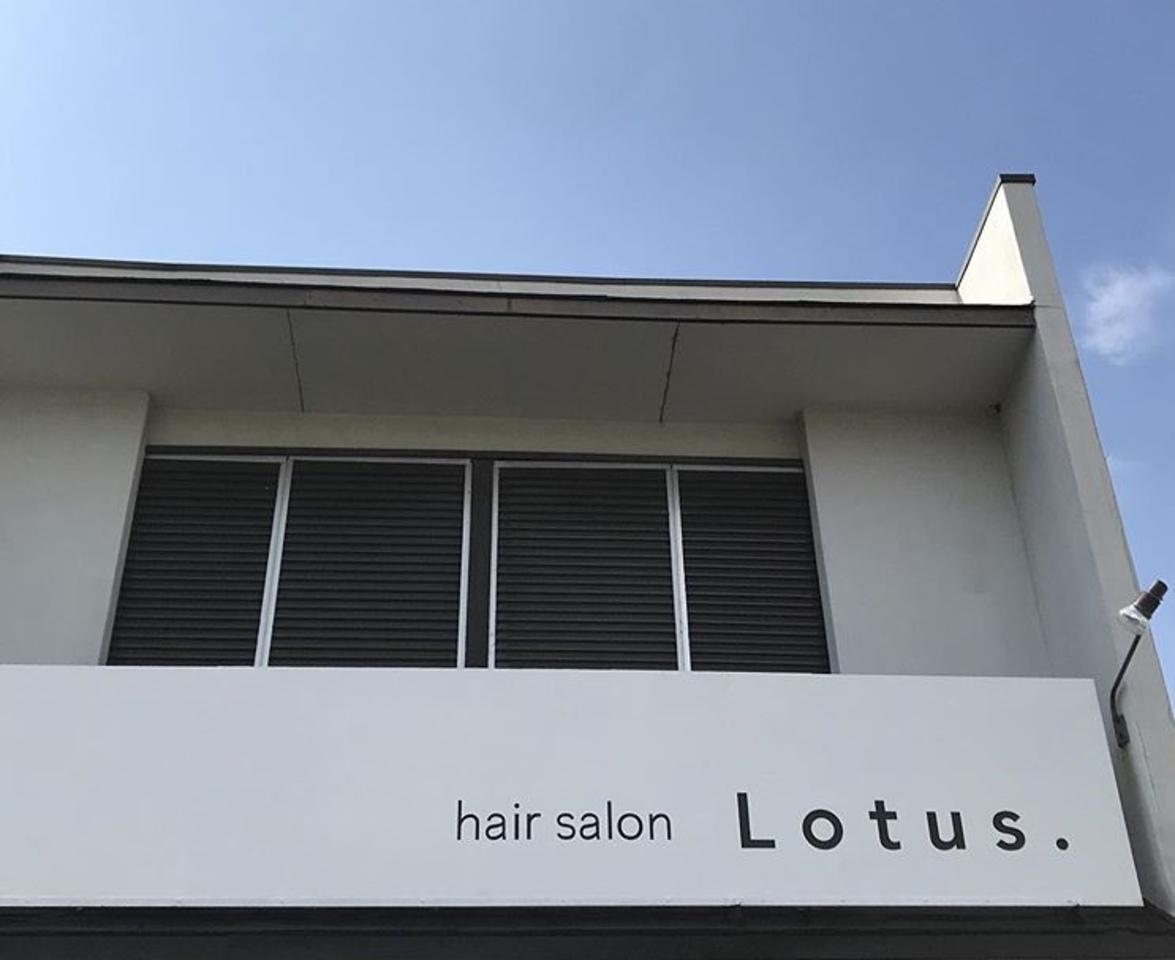 祝!7/20open『hair salon Lotus』(愛知県西尾市)