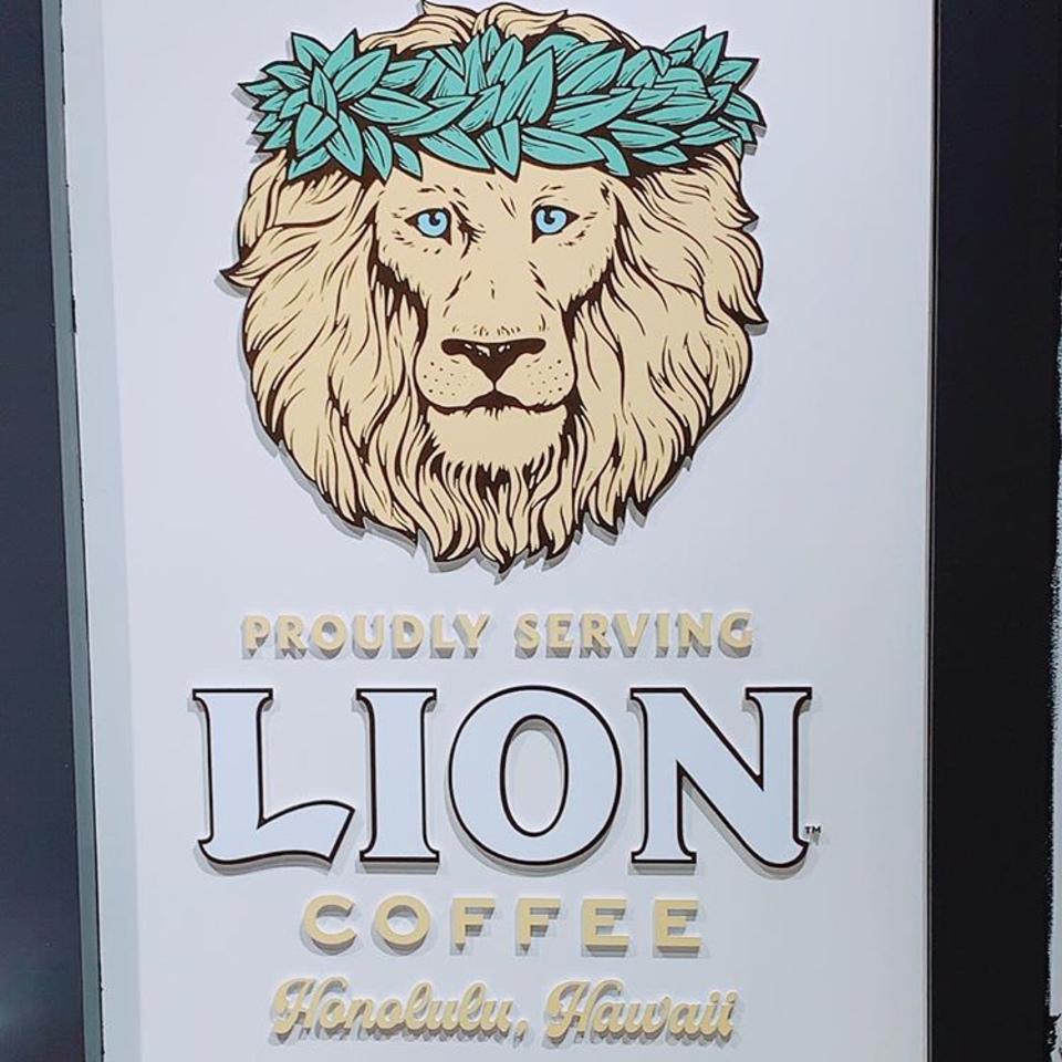 ハワイのライオンコーヒーが名古屋パルコに本州初出店「ライオンコーヒー名古屋パルコ店」3/14オープン