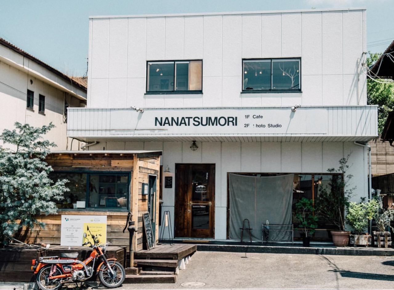 ごはんとおやつと写真と...奈良県北葛城郡上牧町片岡台のカフェ『ナナツモリ』