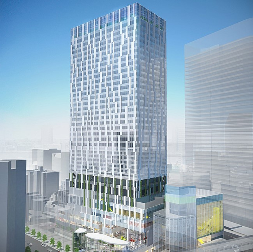 大規模複合施設「渋谷ストリーム」9月13日開業!