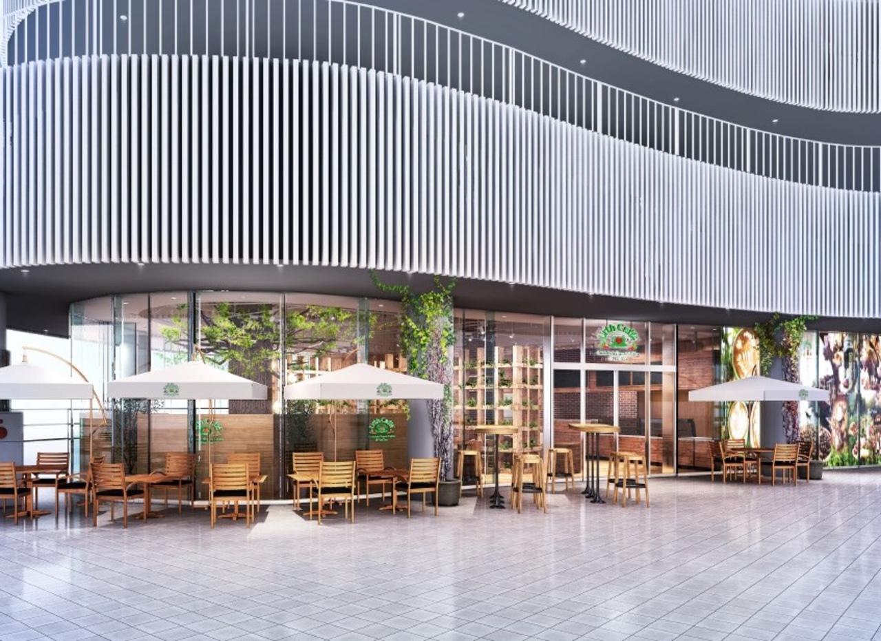 世界発!?「Urth Caffé 横浜ベイクォーター店」3月23日 GRAND OPEN!