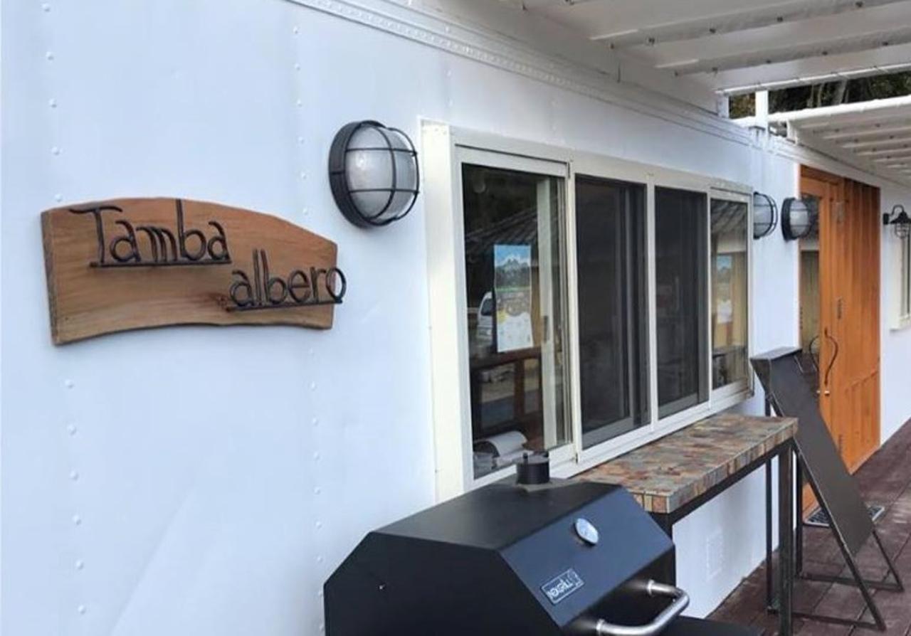 BBQスタイルとピッツァのお店...兵庫県丹波市春日町柚津に『丹波アルベロ』明日プレオープン。