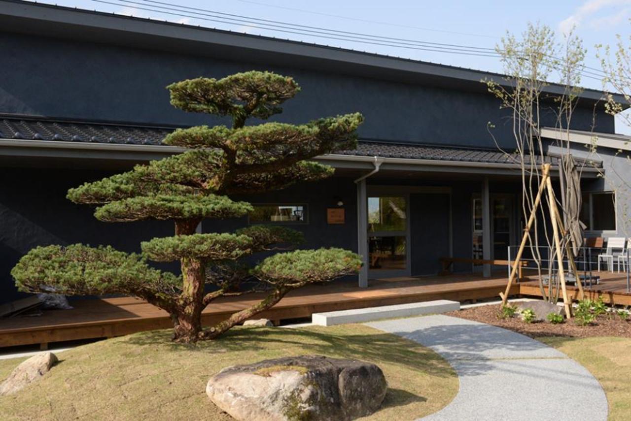 ぶどうのたね内のカフェ。。福岡県うきは市浮羽町流川の『cafe坂の下の店』