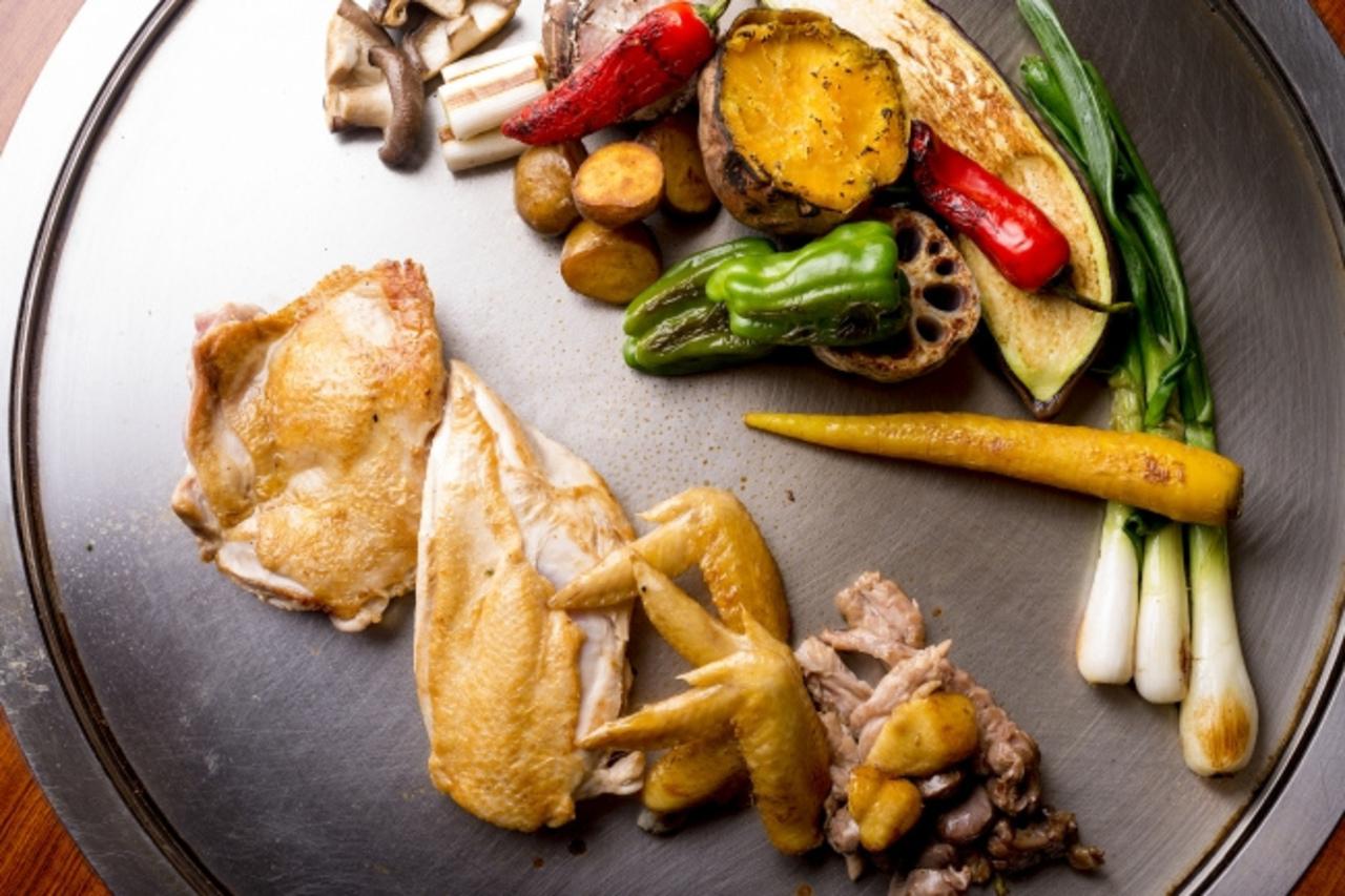 兵庫県西宮市の阪急西宮ガーデンズに関西初「鉄板焼 鶏料理 かしわ」3月20日オープン!