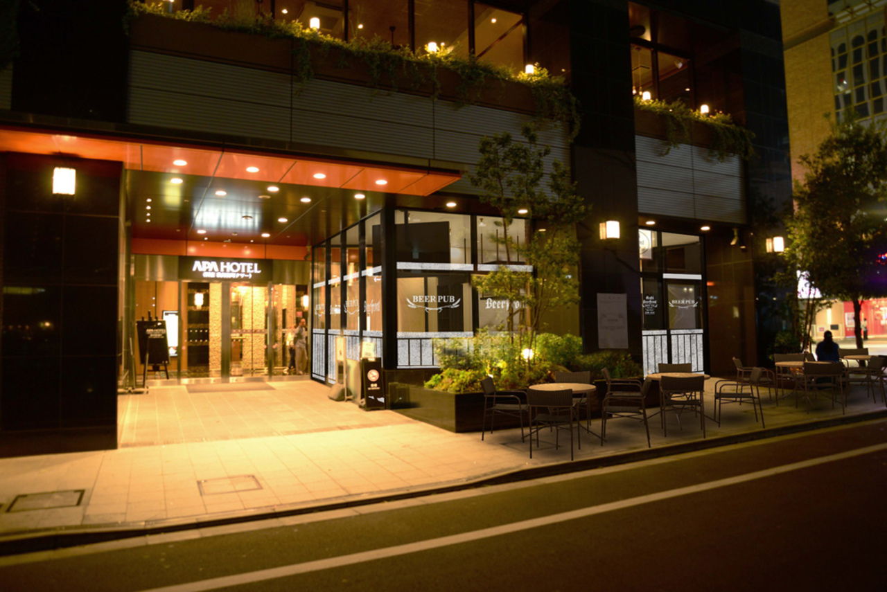 東京 歌舞伎町に明日7/9『Asahi BeerFront 歌舞伎町店』オープン
