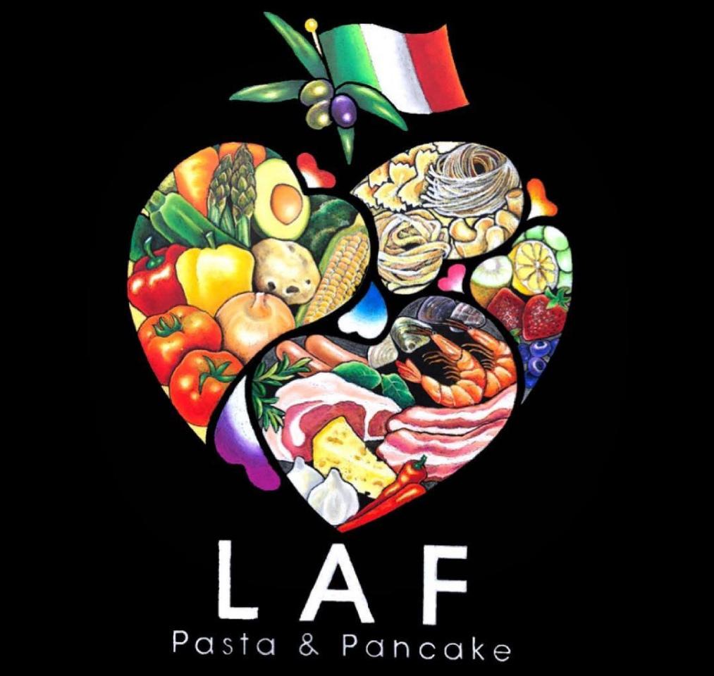 和歌山市鷺ノ森にパスタ&パンケーキ「LAF(ラフ)」本日オープン!