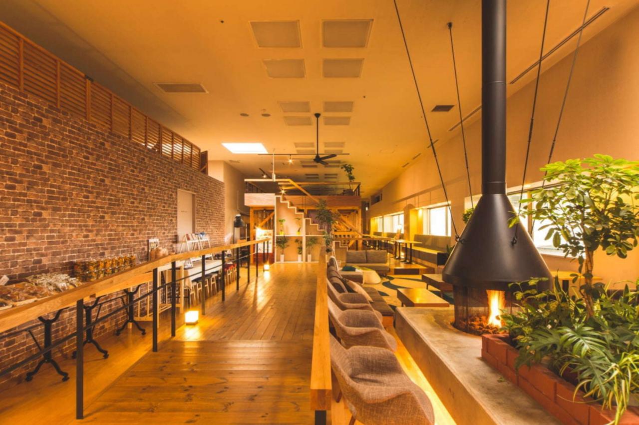 滋賀県大津市の温泉施設『おふろcafeスパ&ホテル』