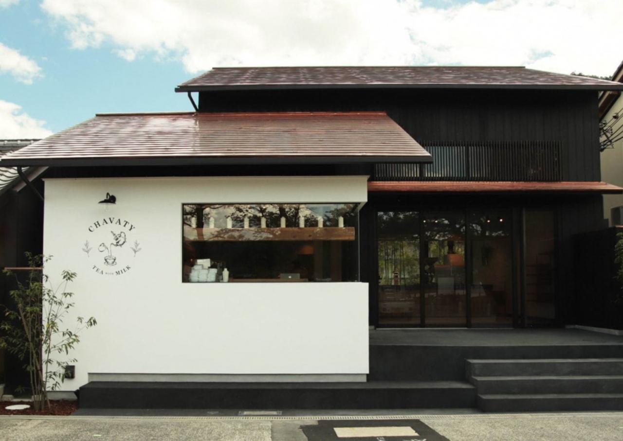 京都嵐山に関西初出店!ティーラテ専門店「チャバティ京都嵐山」7月10日オープン!
