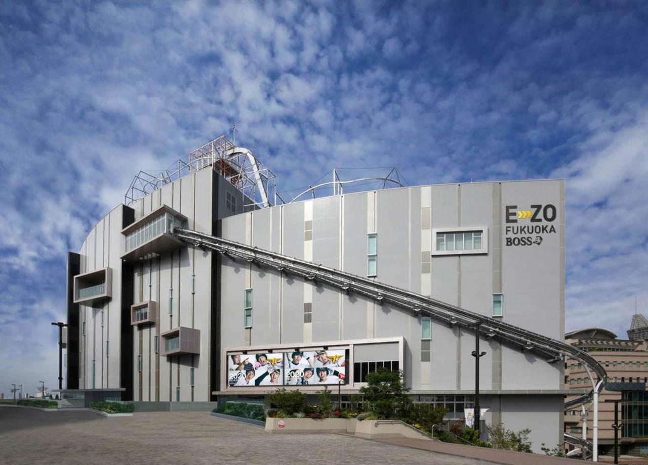 福岡PayPayドーム隣接の複合エンターテインメント施設「ボスイーゾフクオカ」7月21日オープン!