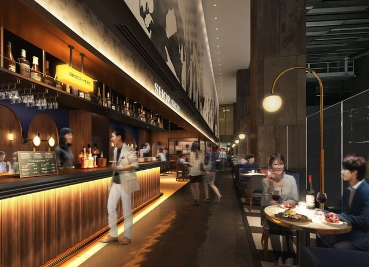 グランフロント大阪北館6階の飲食フロア「ウメキタフロア」9月10日リニューアルオープン!