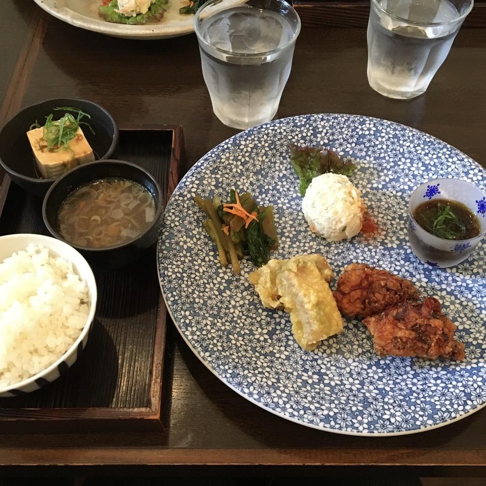 [栗東駅]アジカ本店 おそうざいランチ