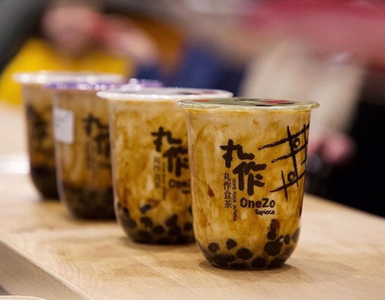 横浜市中区のチャイナスクエアに「丸作食茶(ワンズオスーチャ)」が本日グランドオープンのようです。