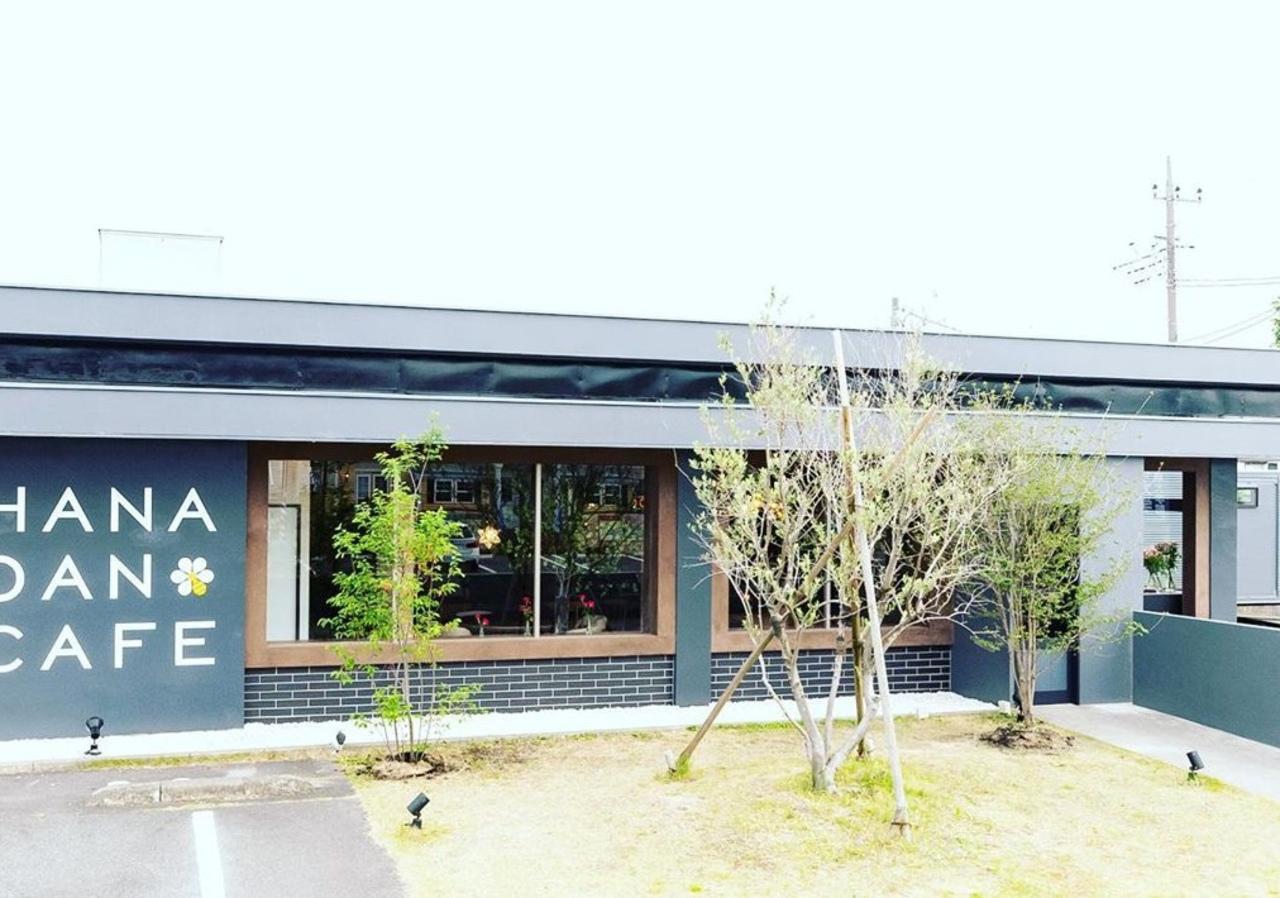 花屋が手がけるカフェ...群馬県前橋市川曲町に「ハナダンカフェ」本日グランドオープン