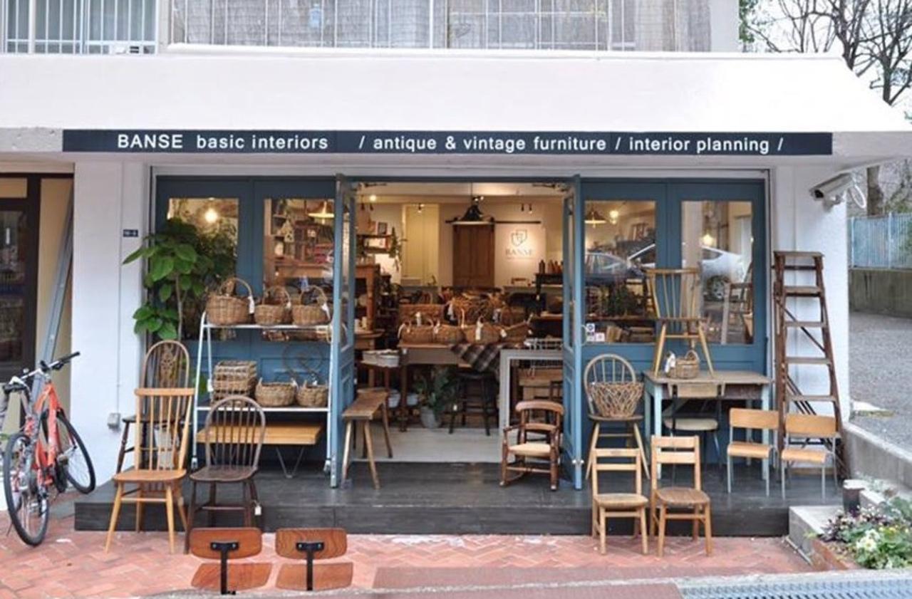 【 BANSE 】アンティーク&ヴィンテージ家具と雑貨(大阪府箕面市)