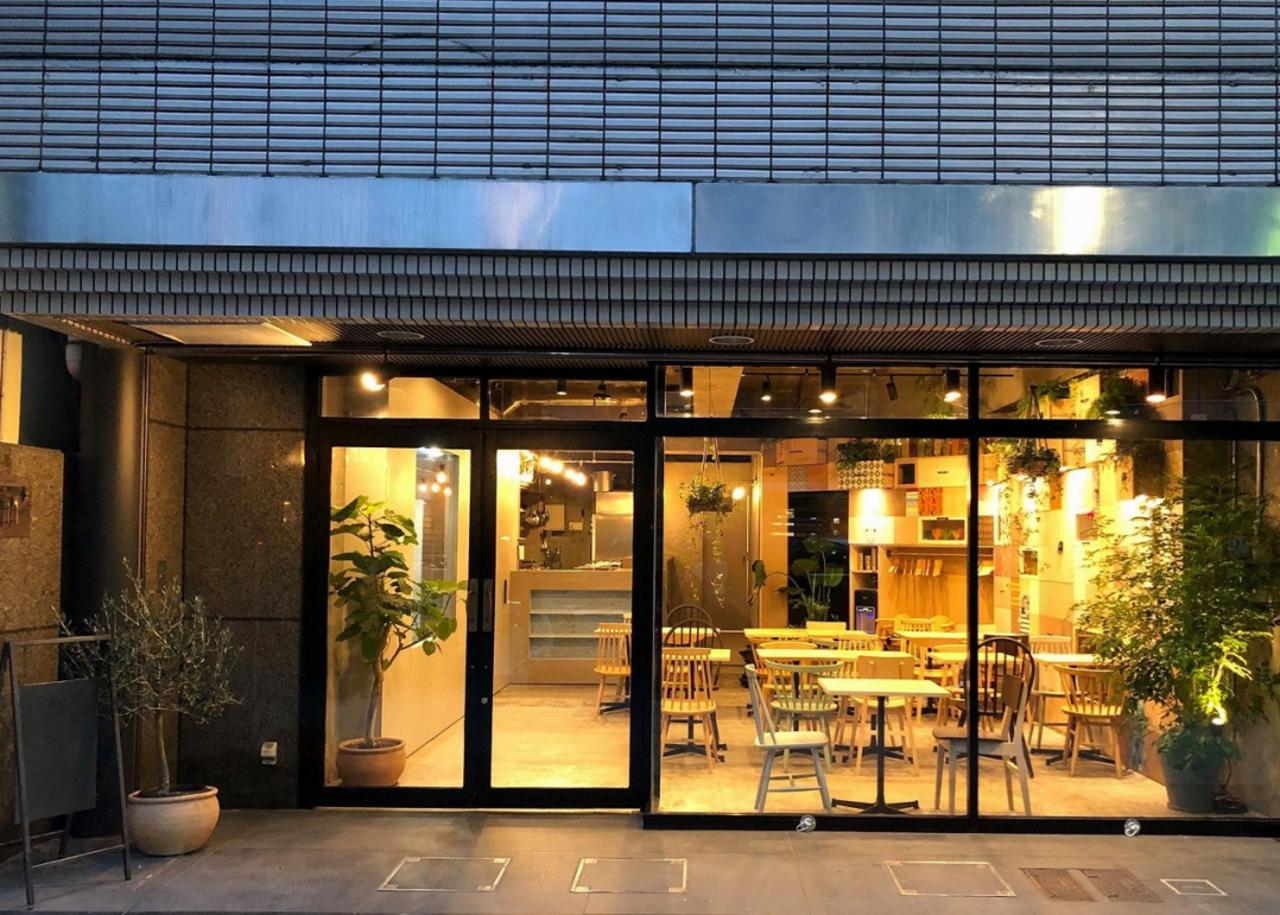 東京八丁堀に『TRUNK CAFE』オープン。