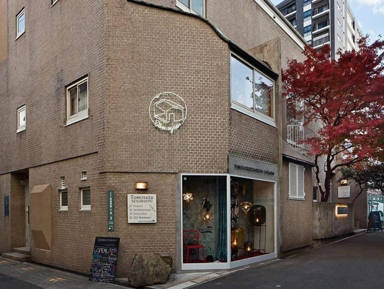 歴史的建造物をリノベーション。。大阪の阿倍野駅近くの『友安製作所カフェ&バー阿倍野』