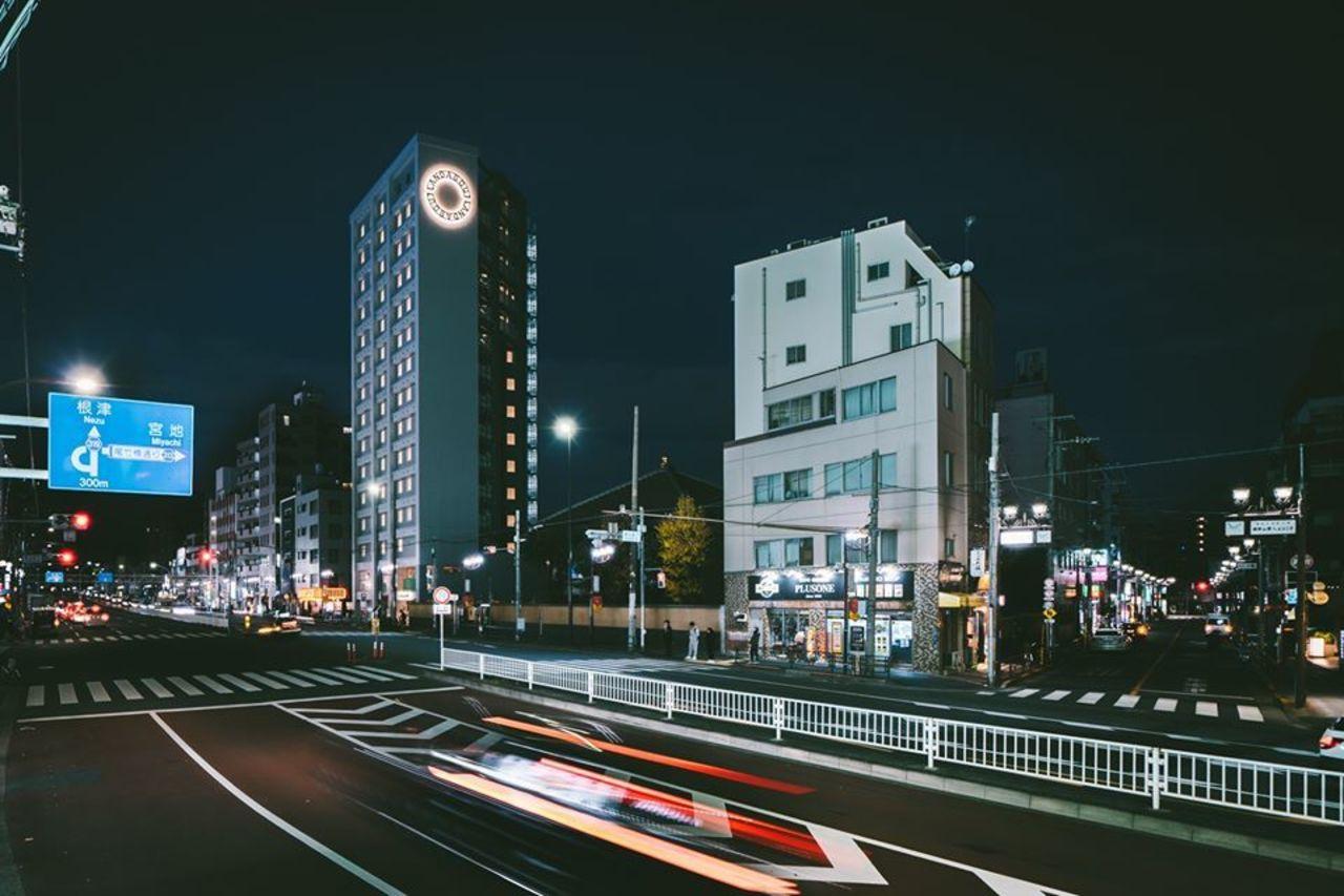 東京都台東区のホテル『LANDABOUT』1/16open