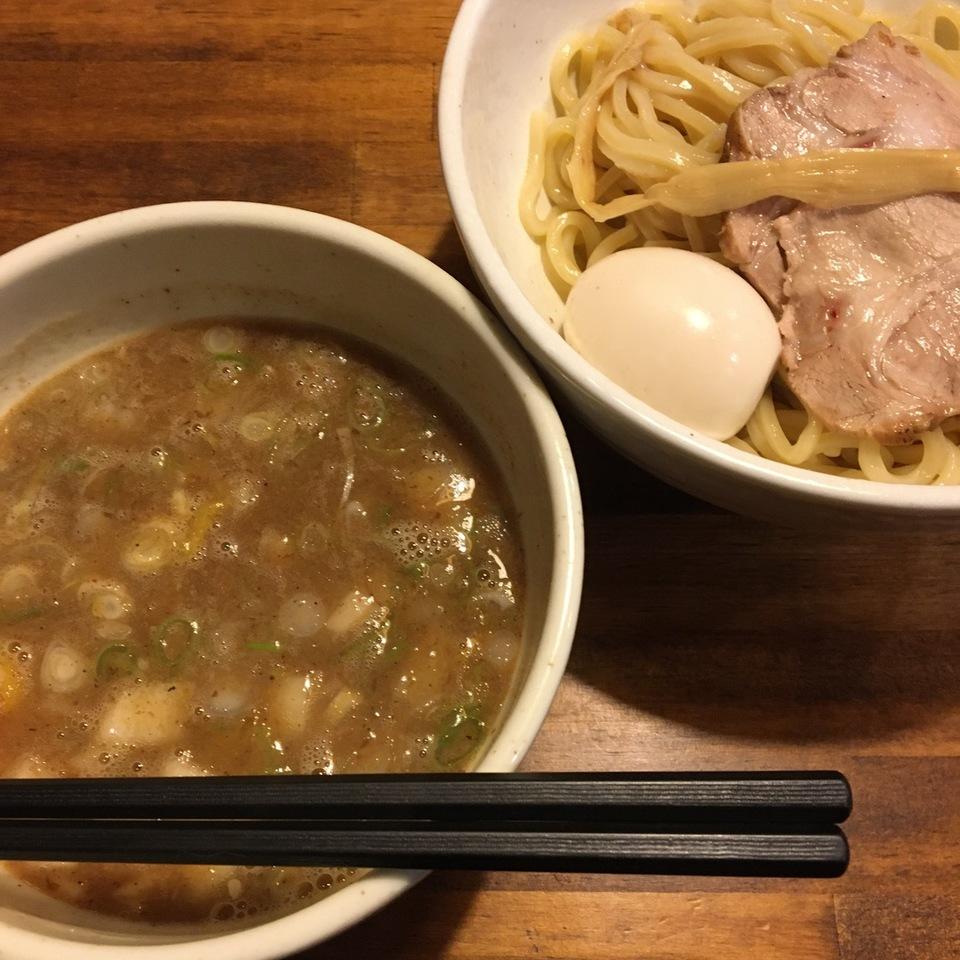 [栗東駅]らーめん一護 魚介鶏豚骨つけ麺