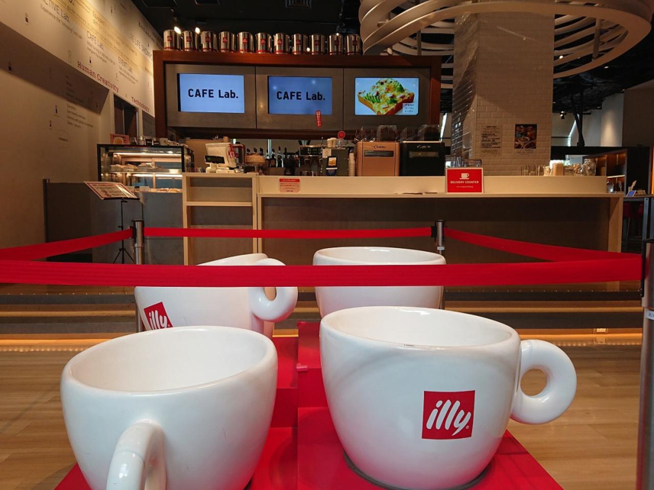 ただのカフェじゃない!CAFE Lab.。。。