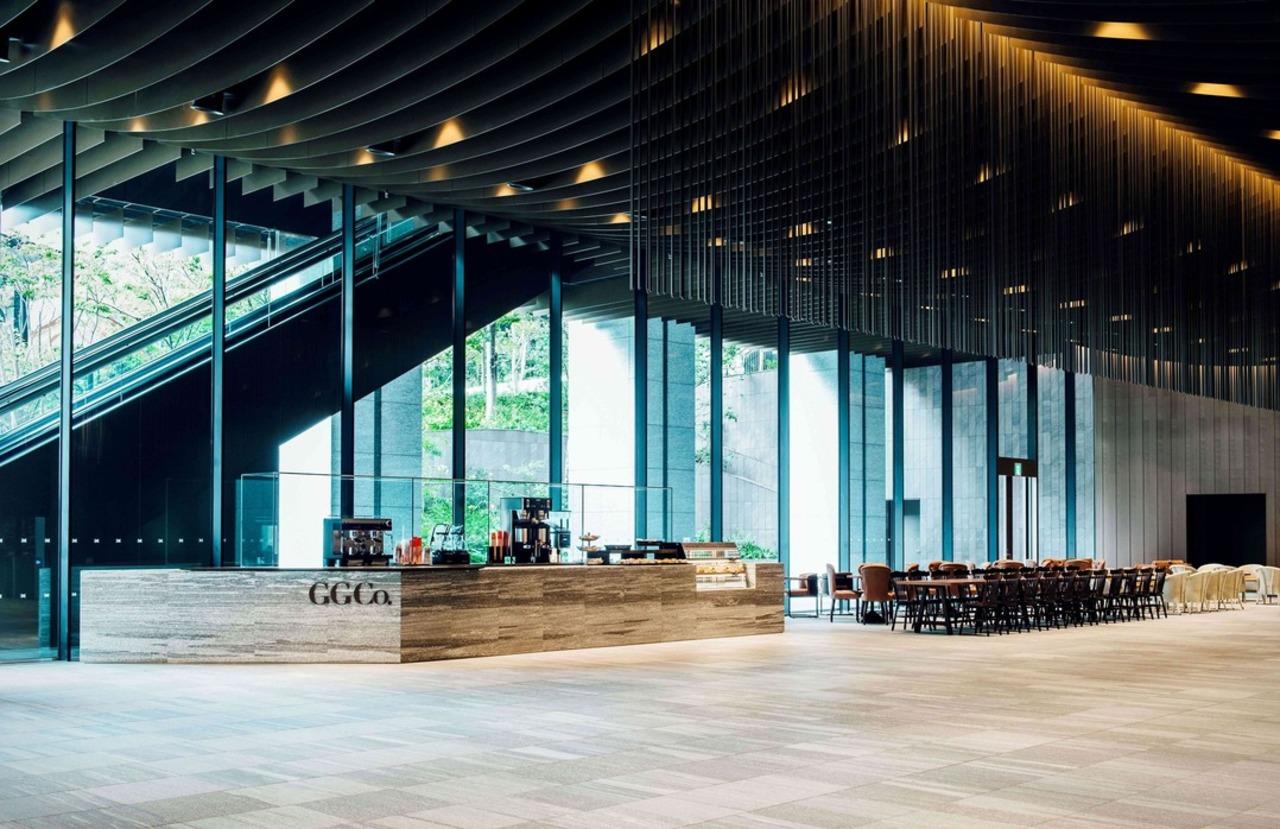 東京都港区神谷町トラストタワー1階に「カフェ&ベーカリー ジージーコー神谷町」11/16オープン