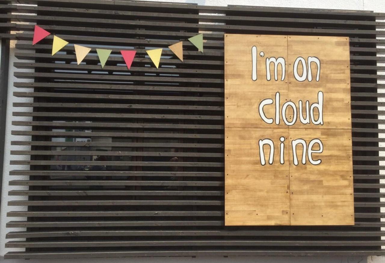 旭川動物園通りにcafe&lunch『nine day』オープン。