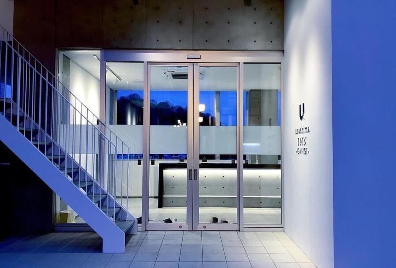 広島県尾道市のホテル『ウラシマインガンギ』5/1open
