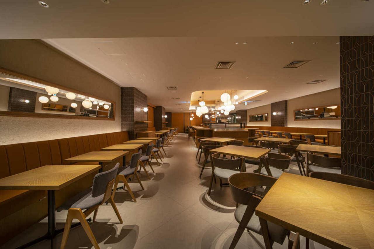 JR大阪駅直結のホテルグランヴィア大阪1Fにカフェダイニング「イグナイト」6月5日オープン!