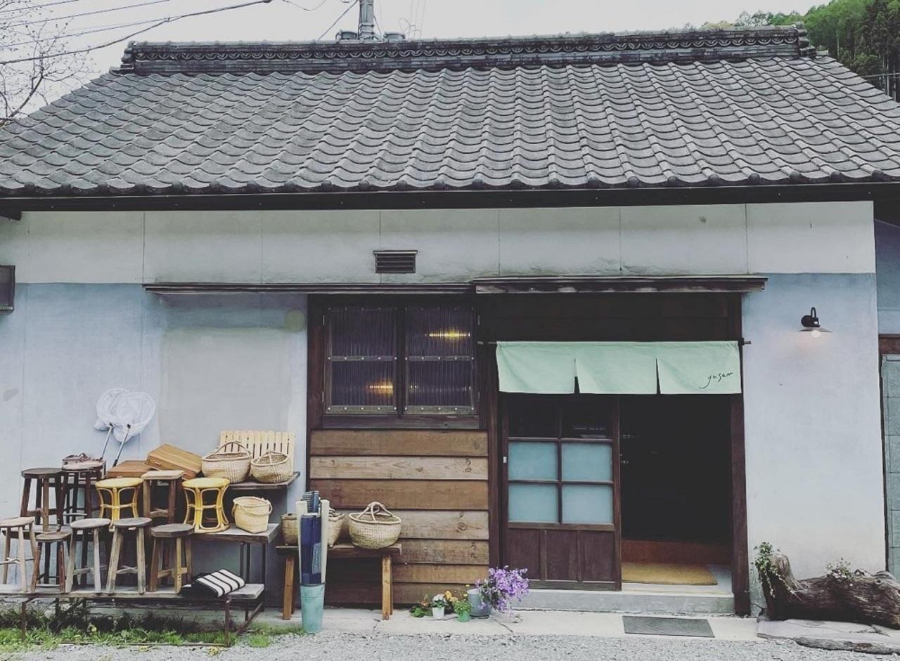 テロワール愛と胃袋の離れカフェ。。。山梨県北杜市高根町長澤に『カフェユサン』5/8グランドオープン