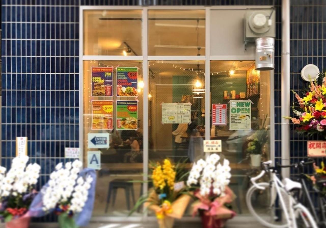 オーナー夫婦の好きなものを詰め込んだお店...広島市中区銀山町に「モーガン」オープン