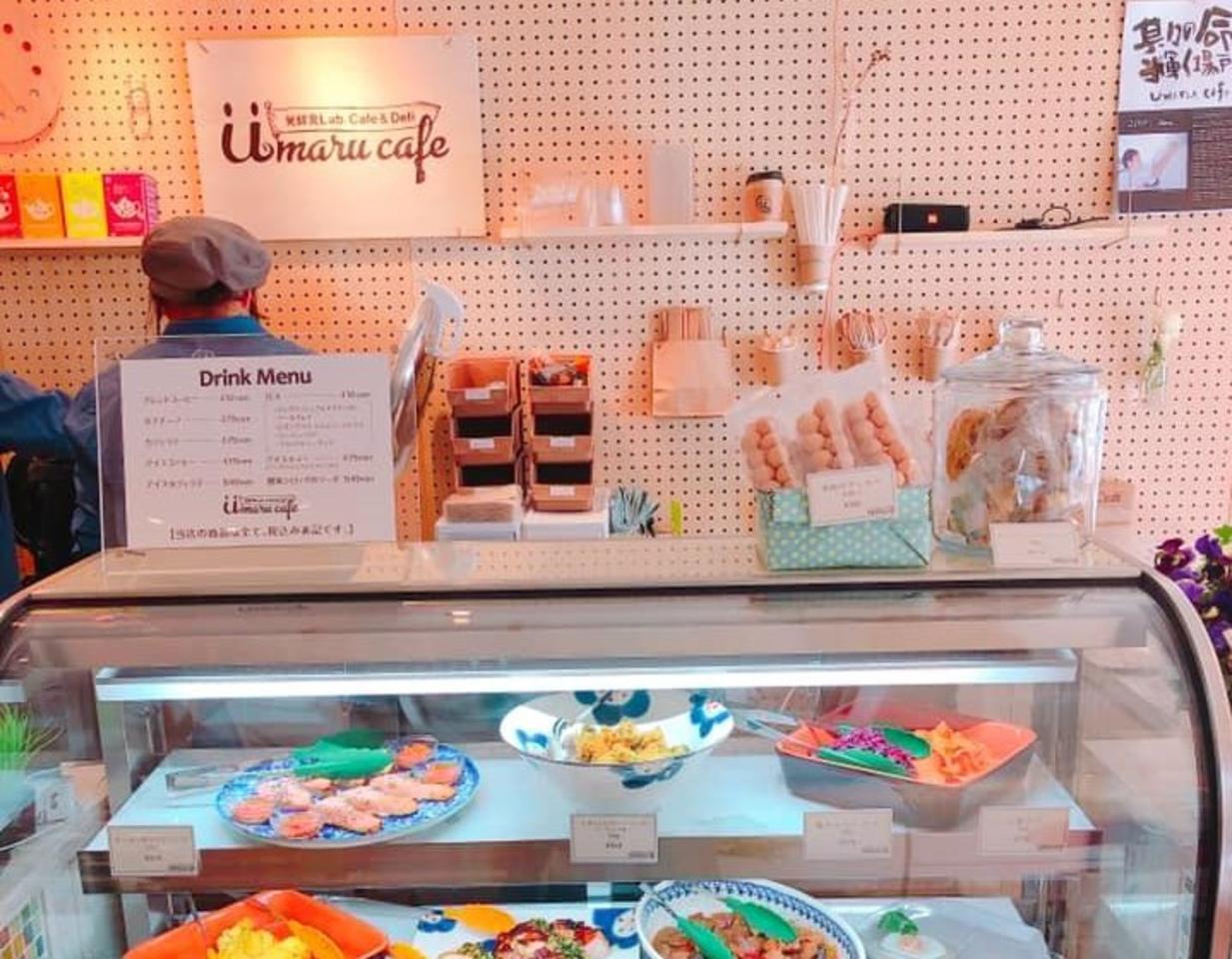 発酵食をテーマにしたカフェ...神戸市灘区曾和町2丁目に『umaru cafe』プレオープン