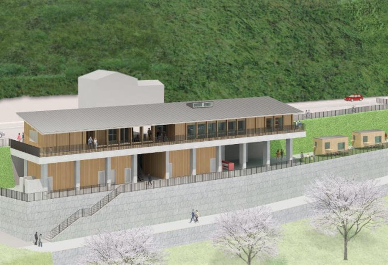 高知県高岡郡越知町に新たな観光拠点「スノーピークかわの駅おち」6月8日プレオープン!
