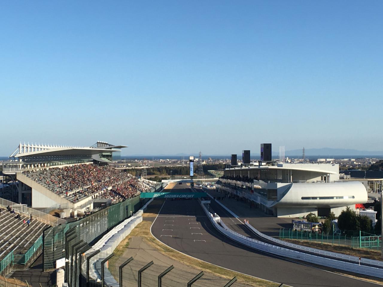 日本のモータースポーツ発祥地へ‼️