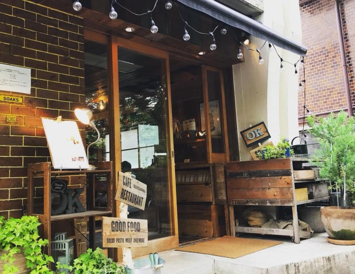 中目黒のカフェ「ソークス」6/30に閉店されたようです。