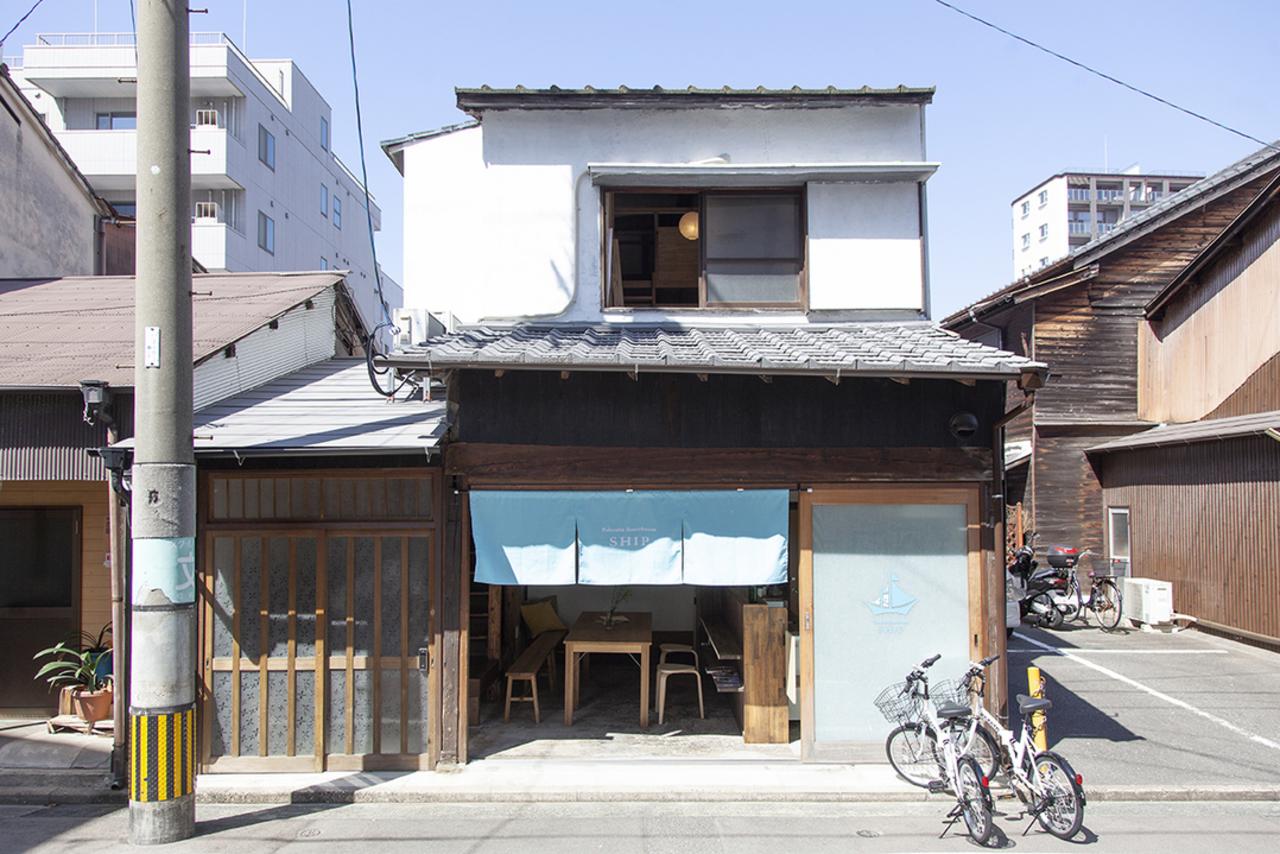 福岡市博多区のゲストハウス『SHIP』7/1open