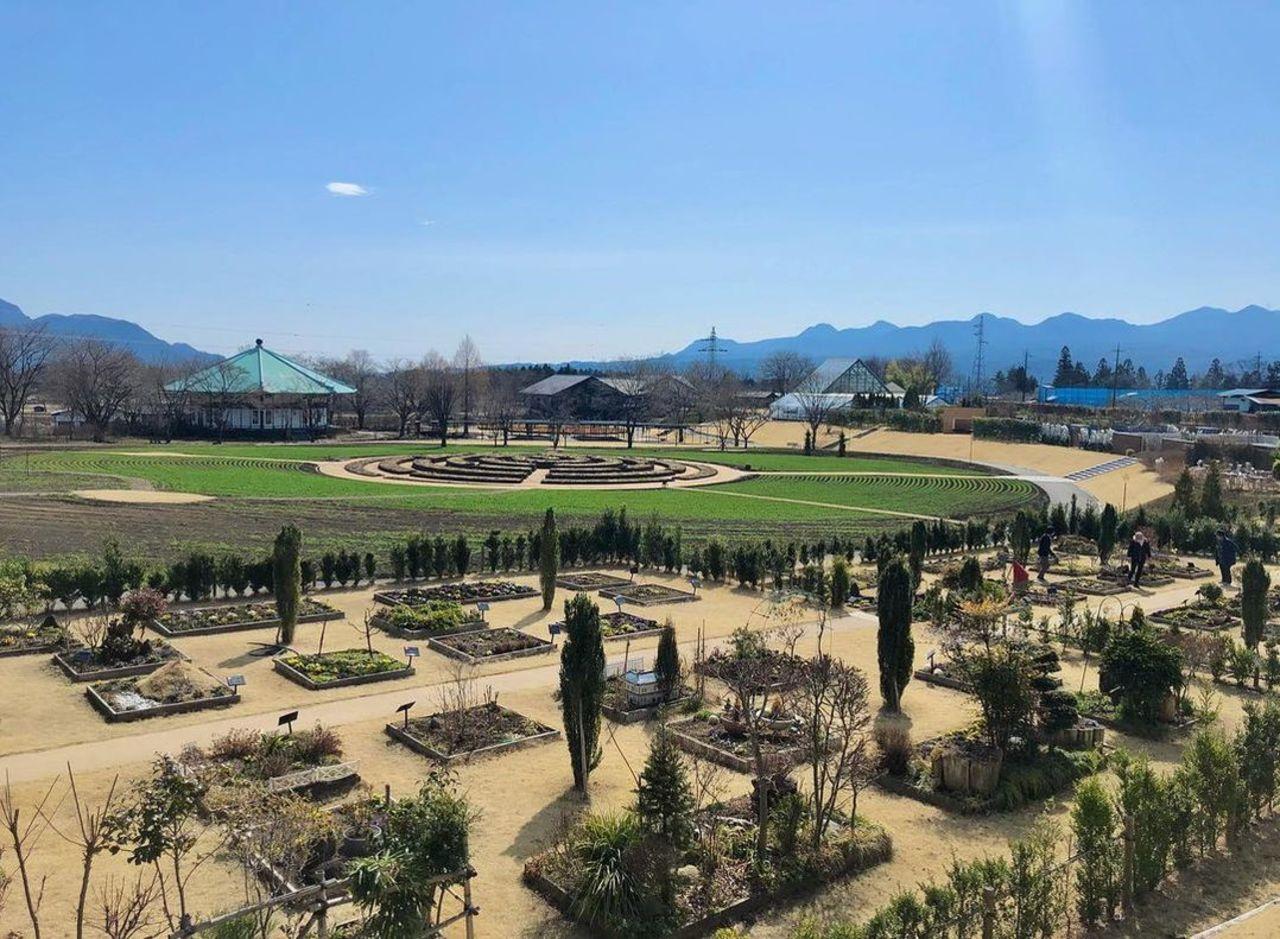 小さな発見がある庭...群馬県吾妻郡中之条町大字折田に「中之条ガーデンズ」4/17グランドオープン