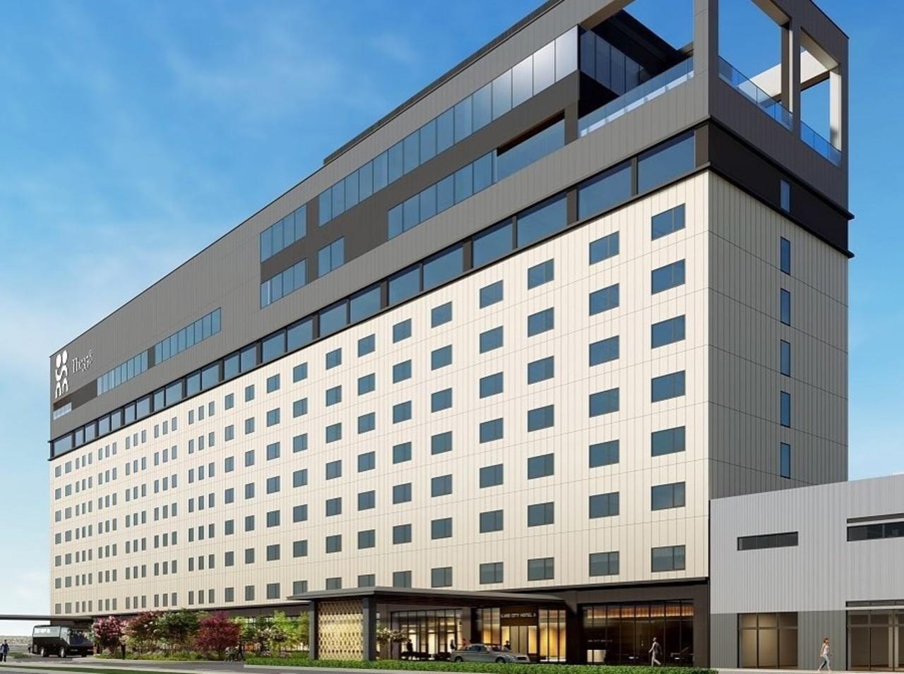 福岡県福岡市東区のホテル『The358 SORA UMI』11/25GrandOpen