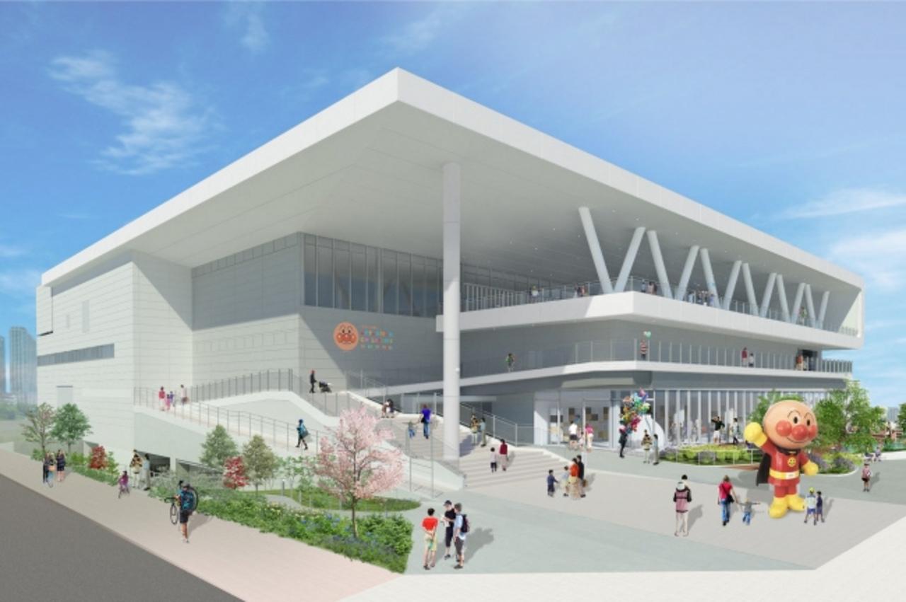 全天候型の完全屋内施設として「横浜アンパンマンこどもミュージアム」7月7日移転オープン!