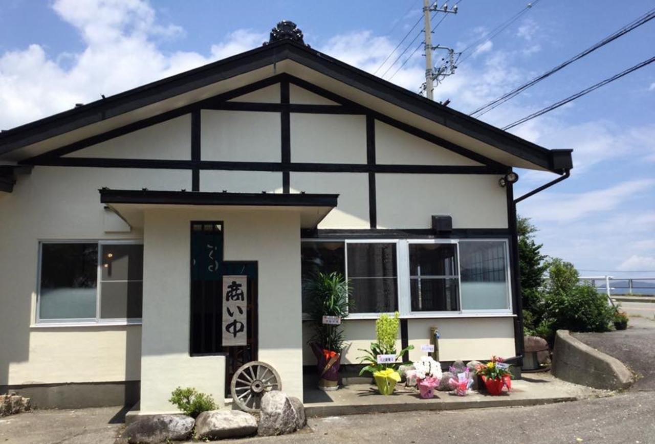 長野県駒ヶ根市赤穂に囲炉裏のある和カフェ「ゆるりと」が昨日グランドオープンされたようです。