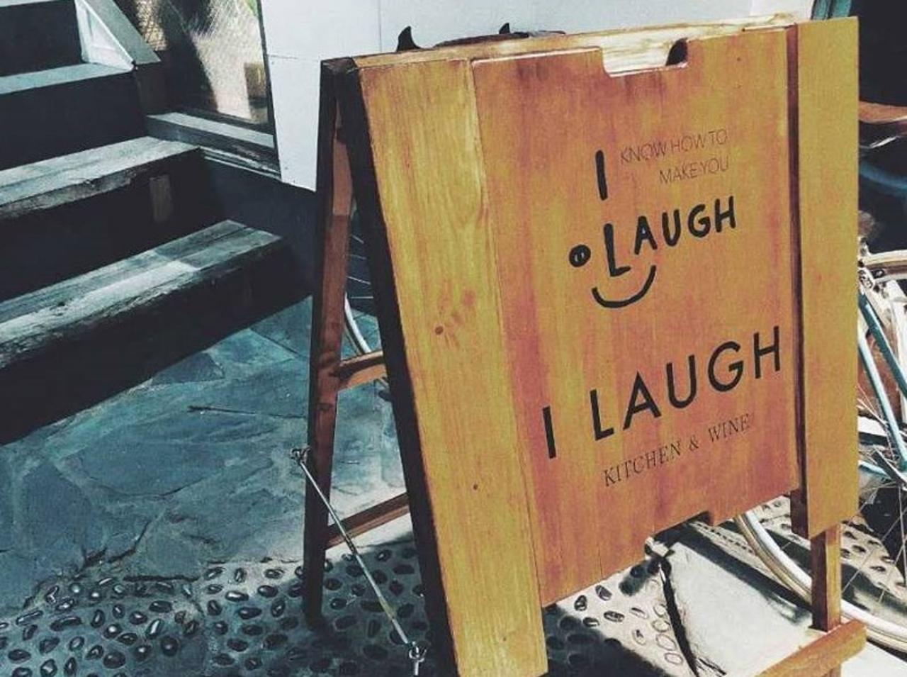 笑って楽しいお酒の時間...東京都品川区荏原5丁目のワイン&キッチン「アイラフ」