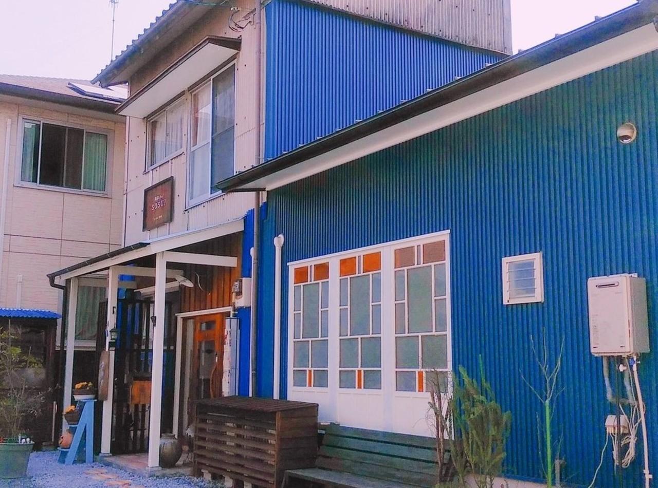 北欧風のケーキ屋カフェ。。熊本県阿蘇郡高森町大字高森に『阿蘇カフェソスイ』3/20移転オープン