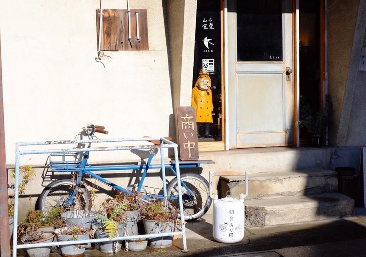 朝食あり定食あり喫茶あり。。長野県松本市大手5丁目の『山山食堂』