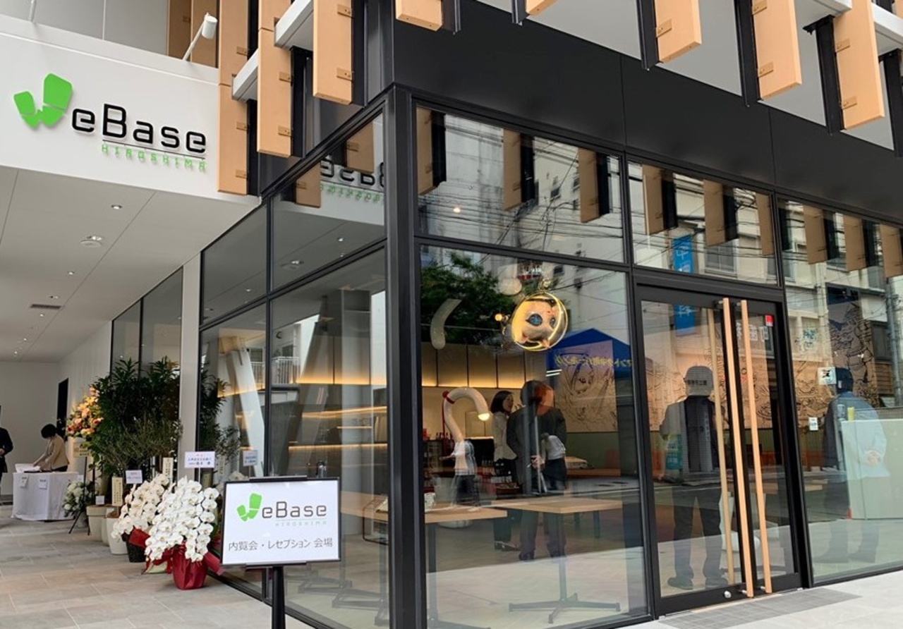 広島市中区のホステル『WeBase広島』2019.10.11open