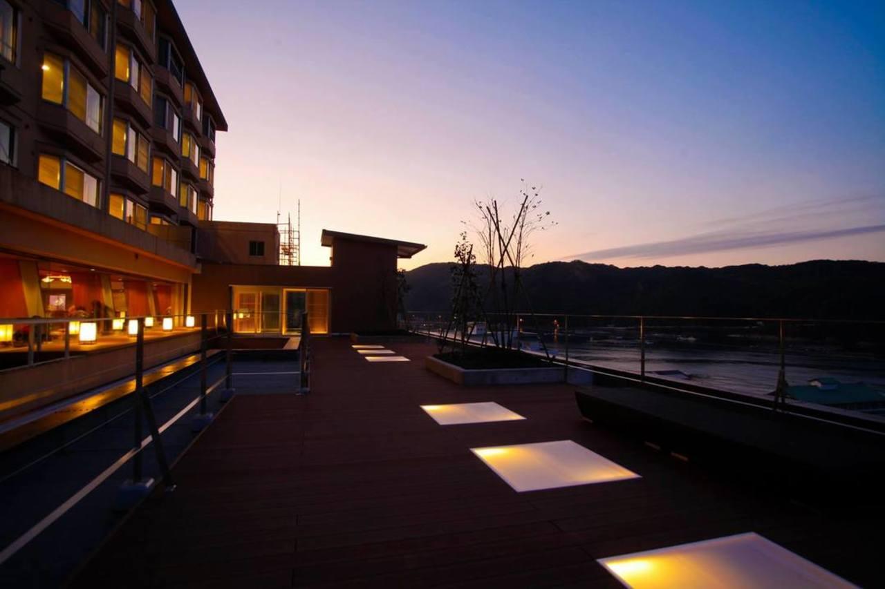 三重県鳥羽市の温泉旅館『サン浦島・悠季の里』
